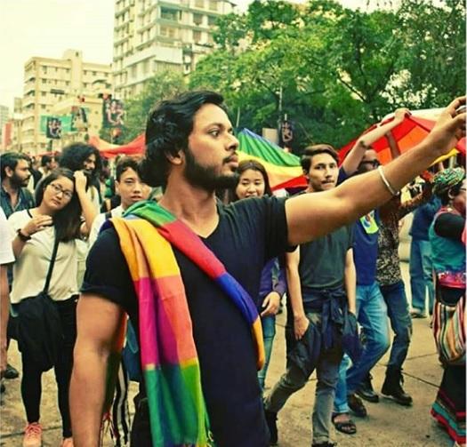 Samarpan Maiti Kolkata Pride
