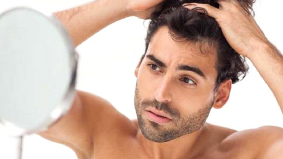7 Reasons For Hair Loss In Men In Their 20s