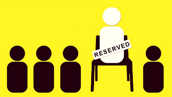 Why Reservation Should Be Something You Discuss With Your Friends