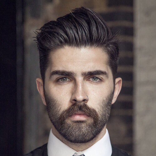 Best Indian Beard Style For Round Face Men