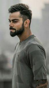Virat Kohli Hairstyle-80