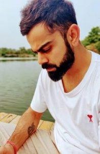 Virat Kohli Hairstyle-91