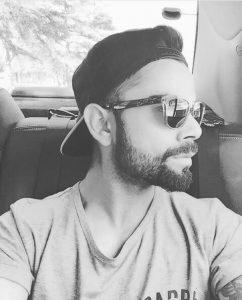 Virat Kohli Hairstyle-93