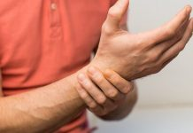 Exercise for wrist pain