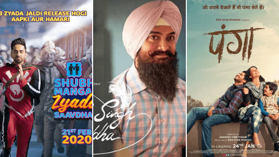 20 Upcoming Bollywood Movies That Will Redefine Bollywood In 2020
