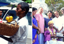 Incredible Story Of Harekala Hajabba, An Orange Vendor Who Won Padmashri