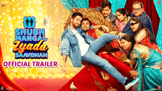 Shubh Mangal Zyada Saavdhan Ayushmann Back With Another Unconventional Story