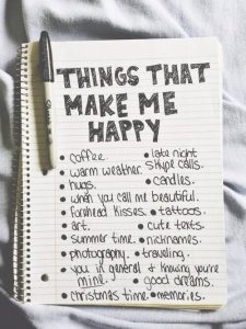 things that make you happier and less toxic