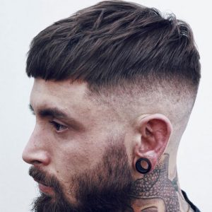 50 simple party hairstyle for men-15