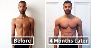 The Shocking Secrets Behind Drastic Body Transformation Images