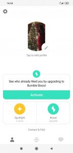 Create the perfect bumble dating app profile