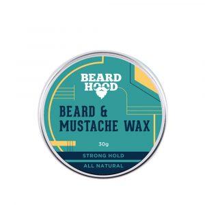Best beard wax in men's grooming products