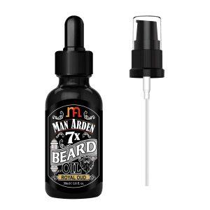 Best beard oil in men's grooming product