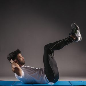 love handle exercise for men