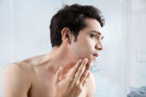 facial waxing for men