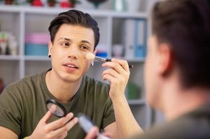 make up grooming tips for man