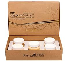 a facial kit to be used by men and women
