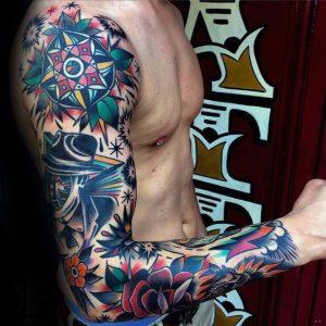 tattoo design for men
