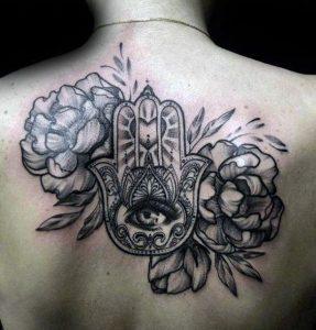 Shading mandala tattoo designs for men