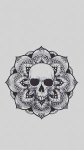 Thigh mandala tattoos for men