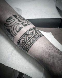 eastern inspired tattoo